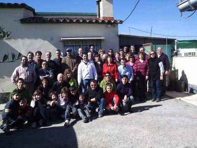 Calçotada 2010 - Foto de grup